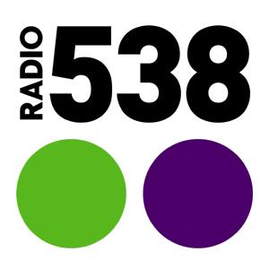 Logo: Radio 538 (Wikimedia Commons)
