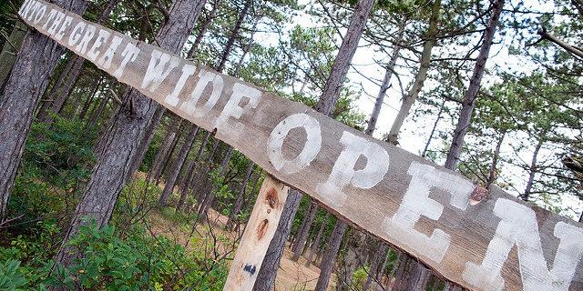 Into The Great Wide Open - fotocredits maarten van Maanen (CC Flickr) (CC BY-SA 2.0)