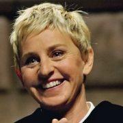 Ellen DeGeneres - Credits Tulane PR - Wikimedia Commons (CC BY 2.0)