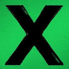 Albumcover: Ed Sheeran - X