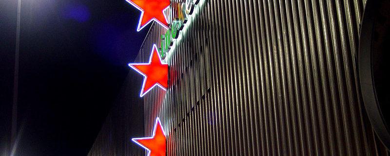 Heineken Music Hall (HMH)- Fotocredits Marcel030NL - Wikimedia Commons (CC BY-SA 3.0)