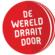 Logo De Wereld Draait Door (DWDD) - Wikimedia Commons (CC BY 3.0)