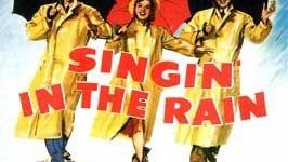 Cover Art: Singin in the Rain Musical