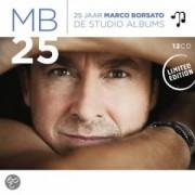 Albumcover: Marco Borsato - 25 jaar Marco Borsato, de Studio albums