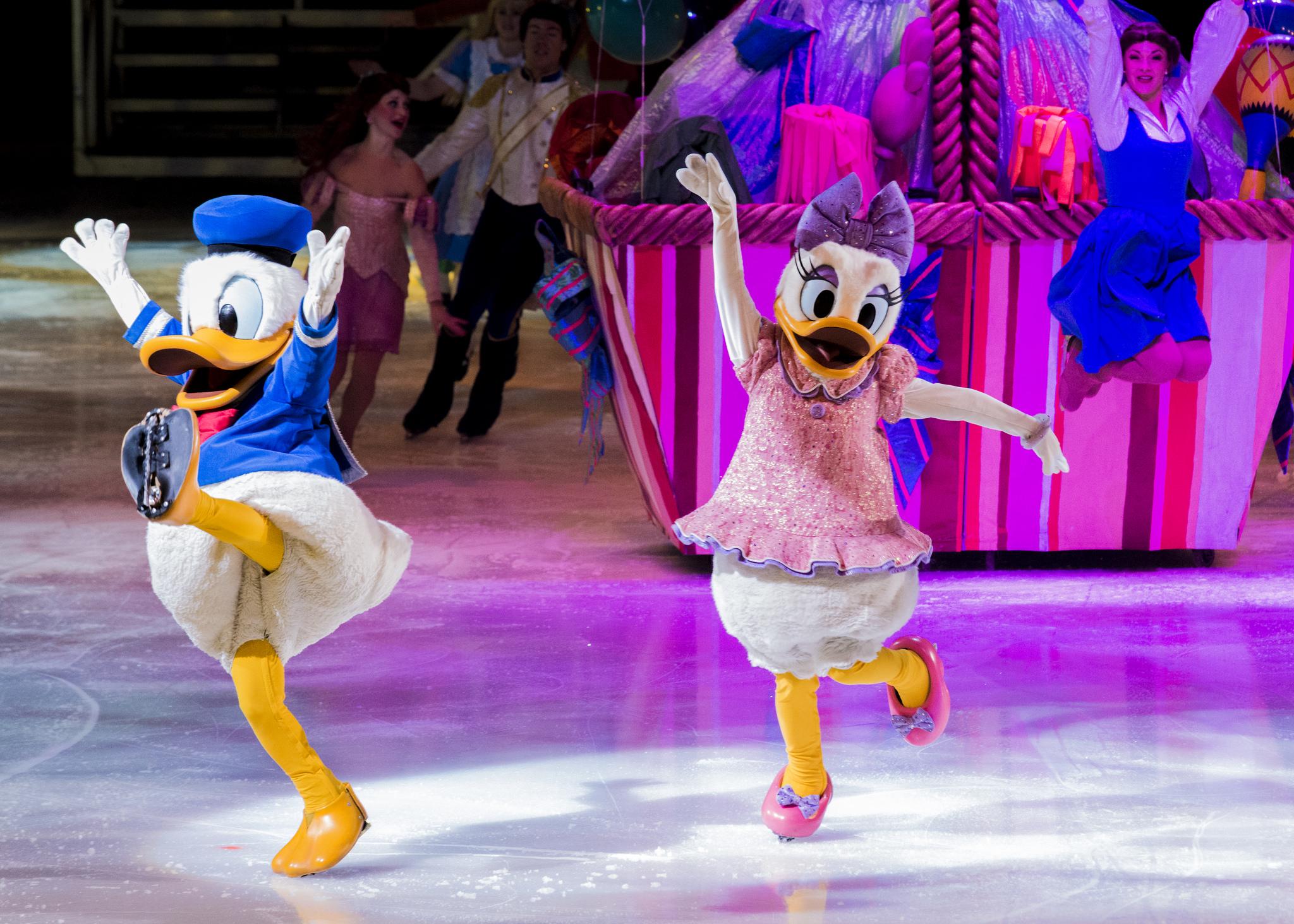 Disney on Ice - Fotocredits: Hubert Yu (CC Flickr)