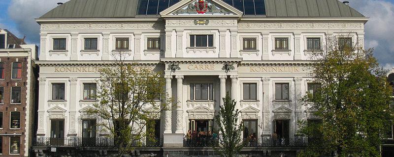 Koninklijk Theater Carré Amsterdam - Fotocredits S. Sepp (Wikimedia Commons)