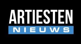 Logo Artiesten Nieuws - Zwart Groot (ArtiestenNieuws)