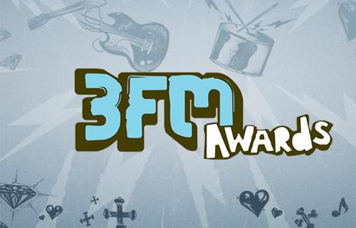 Logo: 3FM Awards