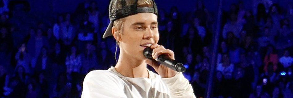 Justin Bieber - Fotocredits Lou Stejskal (Wikimedia Commons)