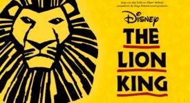 Lion King Logo - (Bron Perskit Stage Entertainment)