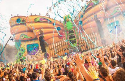 Tomorrowland - fotocredits Global Stomping (CC Flickr)