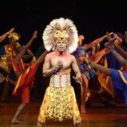 Kerstvakantie, Kerstvakantie uitjes, uitjes, Lion King, Simba he lives in You | Foto: Deen van Meer (Persfoto Stage Entertainment)