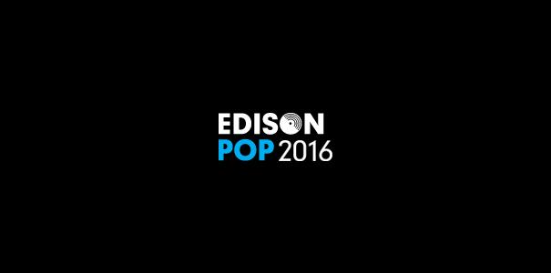 Logo: Edison Pop 2016