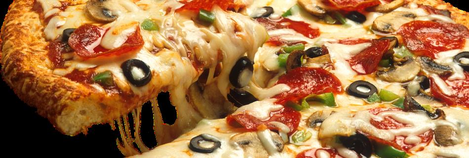 Pizza, honger - Pixabay CC0 Creative Commons