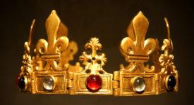 Gouden Kroon - Credits Dennis Jarvis - Flickr (CC BY-SA 2.0) kings, queens, koninklijk, royals, crown