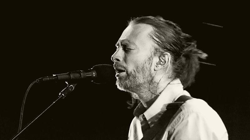 Thom Yorke (Radiohead) - Foto: anyonlinyr (Flickr, CC BY 2.0)