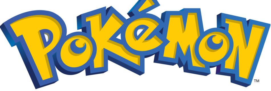 Logo Pokémon - Publiek Domein