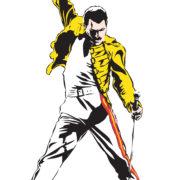 Logo: Freddie Mercury - Hard Rock Café Presskit