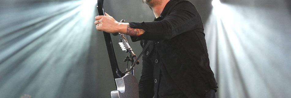 Billie Joe Armstrong (Green Day) Foto: Sven-Sebastian Sajak - Wikimedia Commons