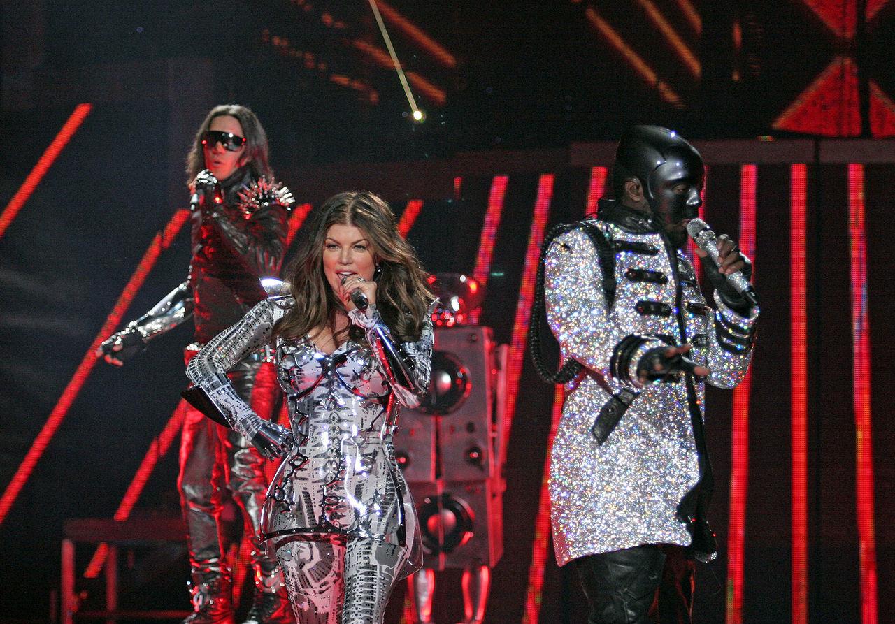 De Nieuwe Van Black Eyed Peas En 5
