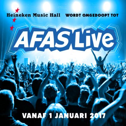 AFAS Live (Persfoto HMH/AFAS Live)
