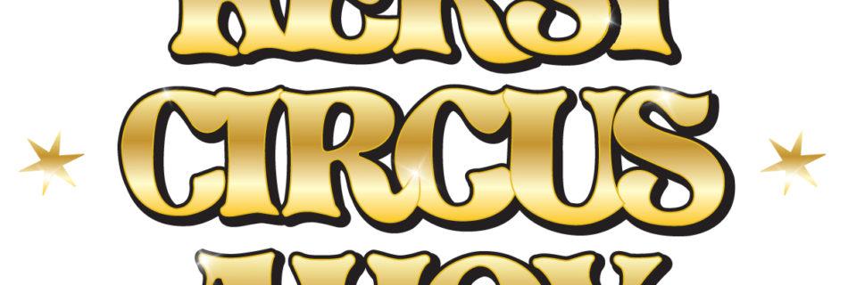 Logo Kerstcircus Ahoy (Persfoto)