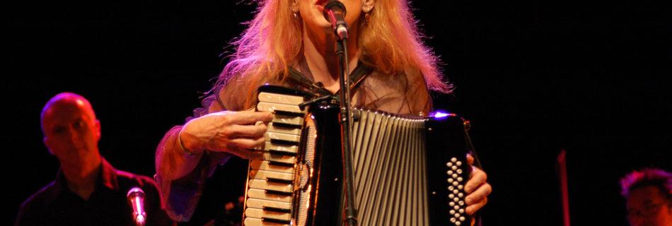 Loreena McKennitt - Foto: Xosé Luis Frías - Flickr (CC BY-NC 2.0)
