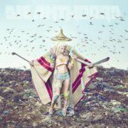 Albumcover: Die Antwoord – Mount Ninji And Da Nice.. (Bron: Bol.com)
