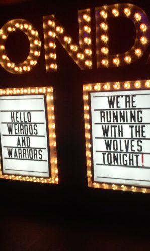 Aurora Warriors and Weirdos