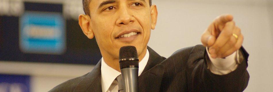 Barack Obama - Foto: Marc Nozell - Wikimedia Commons