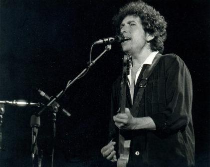 Bob Dylan - foto: Xavier Badosa