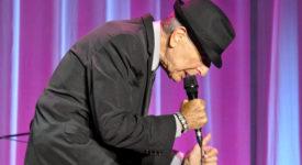 Leonard Cohen - Foto: Takahiro Kyono - Flickr
