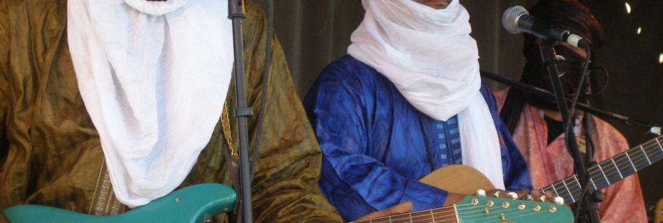 Tinariwen - Foto: Steve Terell - (Bron: Flickr) (CC BY 2.0)