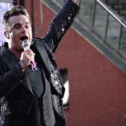 Robbie Williams - Foto: Manon Weidema - (Bron: Flickr)