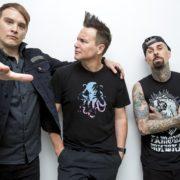 Blink-182 - Bron: persfoto Friendly Fire