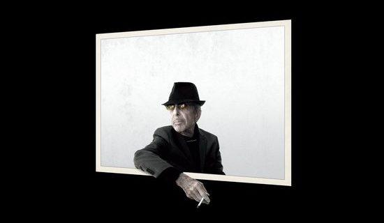 Albumcover: Leonard Cohen - You Want It Darker