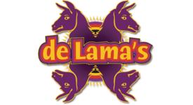 Logo: De Lama's / De Lamas (Grote Improvisatieshow)