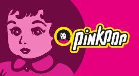 Pinkpop Logo Header pinkpop 2018
