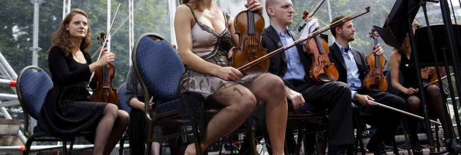 Het Koninklijk Concertgebouworkest - Foto: Fred Ernst - (Bron: Wikimedia Commons)