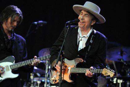 Bob Dylan concert Amsterdam