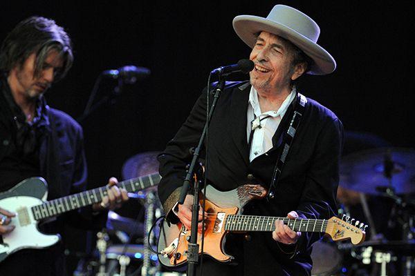 Bob Dylan - Foto: Francisco Antunes - (Bron: CC Flickr)