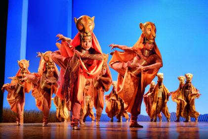 The Lion King - Foto: Deen van Meer - (Bron: Stage Entertainment)