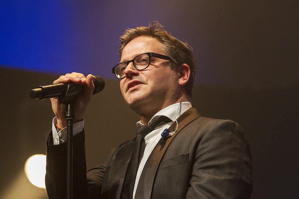 Guus Meeuwis - Foto: Oscar Anjewierden - Flickr