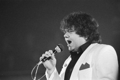 Andre Hazes in 1982 - Foto: Hans van Dijk - Bron: Wikimedia Commons