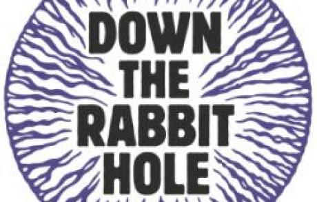 Down The Rabbit Hole Logo - Down The Rabbit Hole