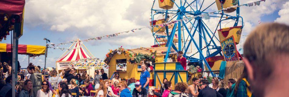 MadNes Festival, Ameland - Foto: Bartolomedia - Bron Perskit MadNes Festival