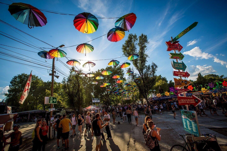 Sziget 2017 Festival - Bron: Persfoto