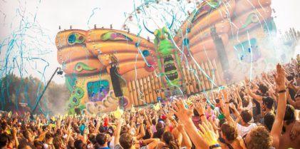 Tomorrowland - Fotocredits: Global Stomping - Bron: Flickr