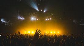 Navarone, Concert, Publiek, podium, podia - Bron: Pexels (Publiek Domein)