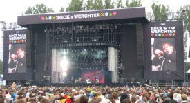 Rock Werchter - Foto: Antonio Zugaldia - (Bron: Flickr)